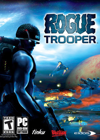 OMUK - Screenshot: Rogue Trooper