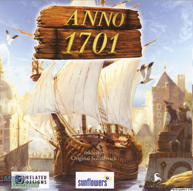 OMUK - Screenshot: Anno 1701