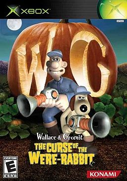 OMUK - Boxart: Wallace & Gromit: The Curse of the Were-Rabbit