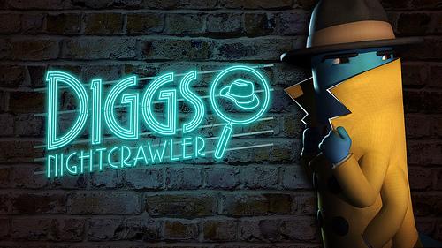 OMUK - Boxart: Wonderbook: Diggs Nightcrawler