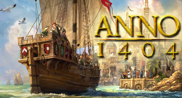 OMUK - Screenshot: Anno 1404