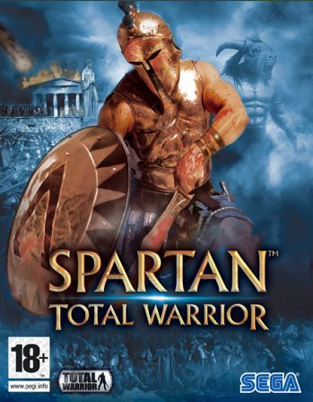 OMUK - Boxart: Spartan: Total Warrior
