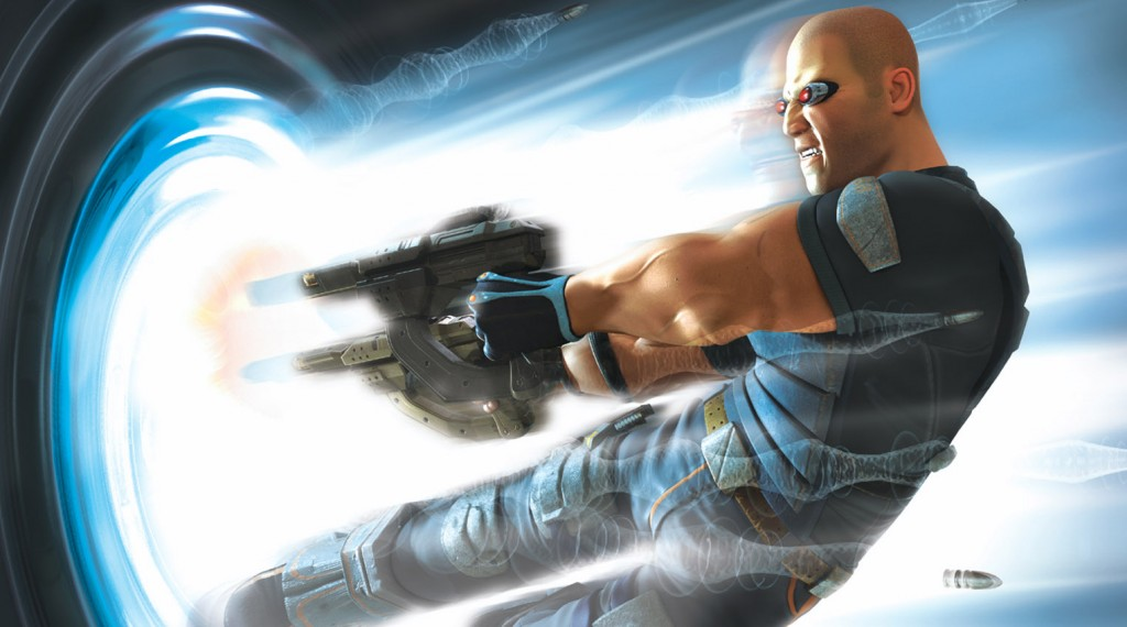 OMUK - Boxart: Timesplitters: Future Perfect