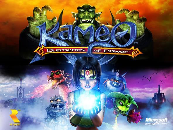 OMUK - Boxart: Kameo Elemets of Power