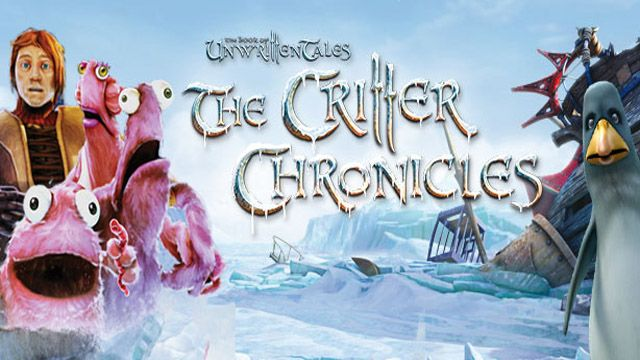 OMUK - Boxart: The Book of Unwritten Tales: Critter Chronicles