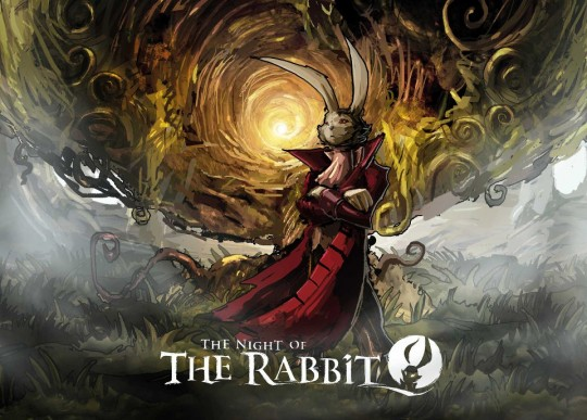 OMUK - Boxart: Night Of The Rabbit