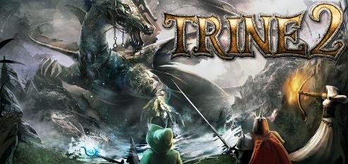 OMUK - Boxart: Trine & Trine 2