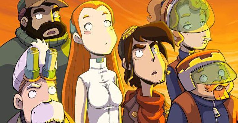 OMUK - Screenshot: Deponia