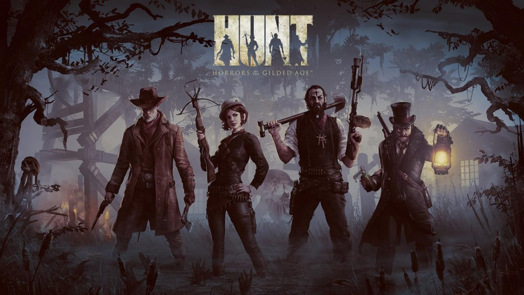 OMUK - Boxart: HUNT: Horrors Of The Gilded Age