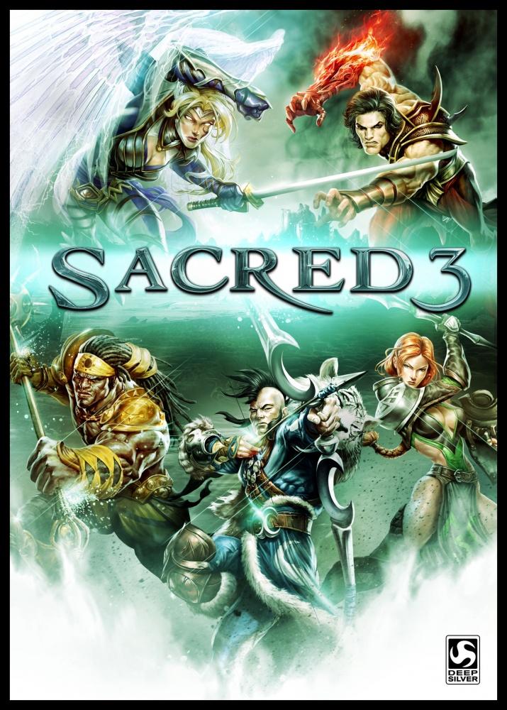 OMUK - Boxart: Sacred 3