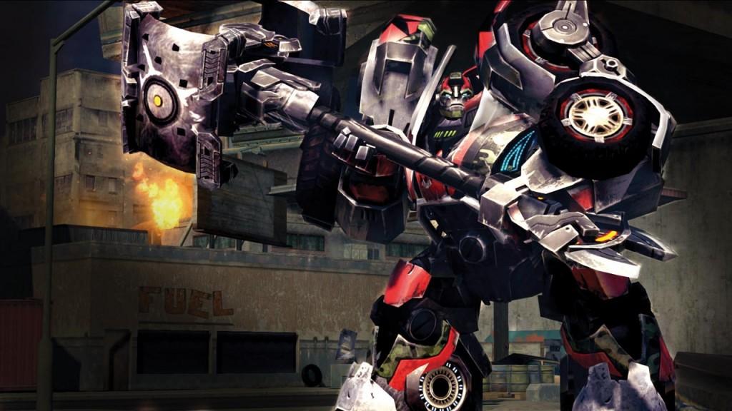OMUK - Boxart: Transformers Universe