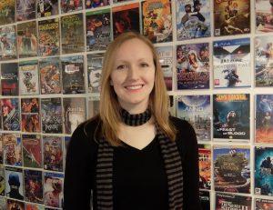 OMUK Team Member: Victoria Prentice (Vic)