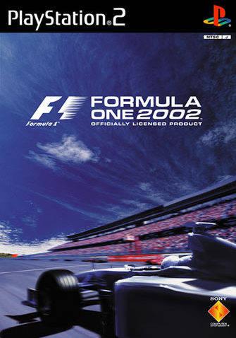 OMUK - Boxart: F1 2002