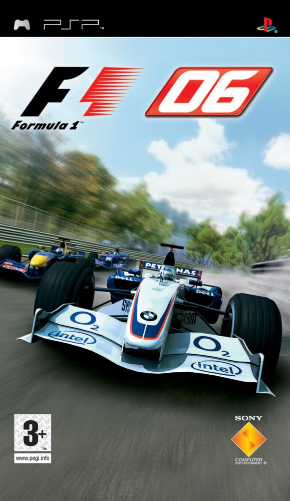 OMUK - Screenshot: F1 2006
