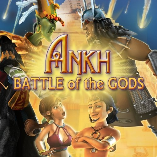OMUK - Boxart: Ankh: Battle of the Gods