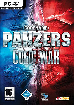 OMUK - Boxart: Codename Panzers: Cold War