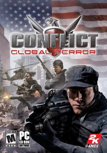 OMUK - Boxart: Conflict: Global Terror