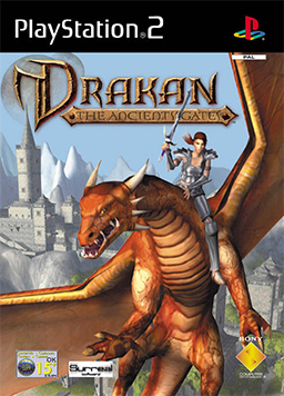OMUK - Boxart: Drakan: The Ancients' Gates