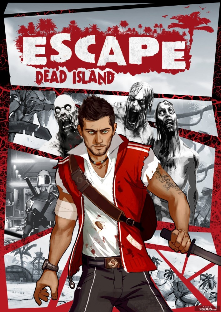 OMUK - Screenshot: Escape Dead Island
