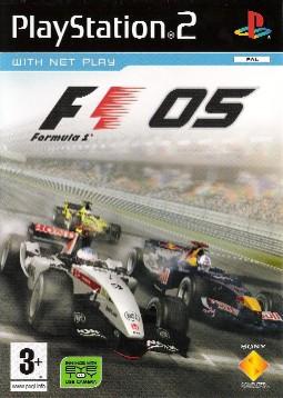 OMUK - Boxart: F1 2005 / Grand Prix