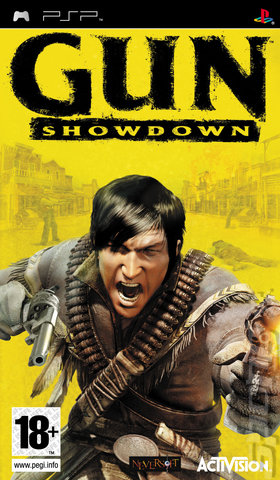 OMUK - Boxart: Gun Showdown