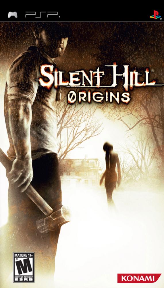 OMUK - Boxart: Silent Hill Origins