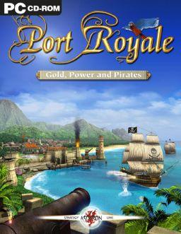 OMUK - Boxart: Port Royale