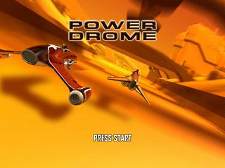 OMUK - Screenshot: PowerDrome