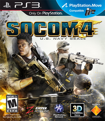 OMUK - Boxart: Socom 4 / Special Forces