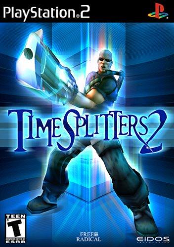 OMUK - Boxart: Timesplitters 2