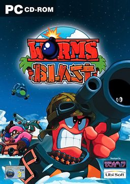 OMUK - Boxart: Worms Blast