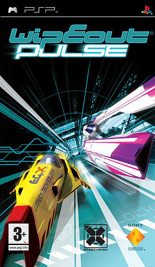 OMUK - Boxart: WipEout Pulse