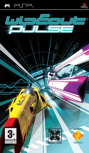 OMUK - Boxart: WipEout Pulse