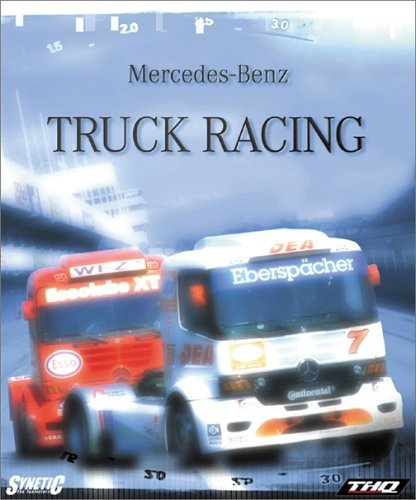 OMUK - Boxart: Mercedes Benz Truck Racing