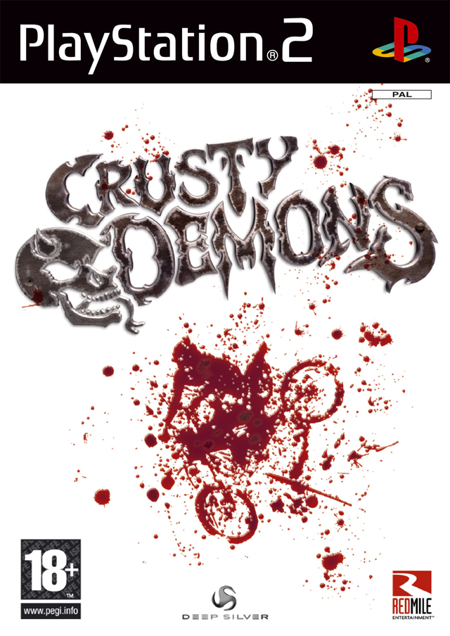 OMUK - Boxart: Crusty Demons