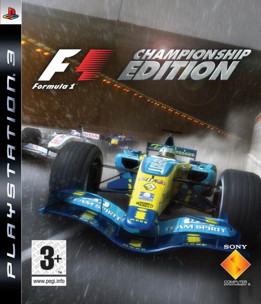 OMUK - Boxart: F1 Championship Edition