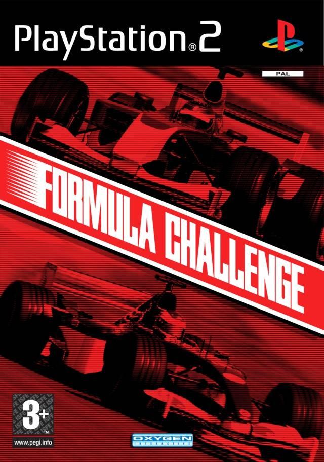 OMUK - Boxart: Formula Challenge