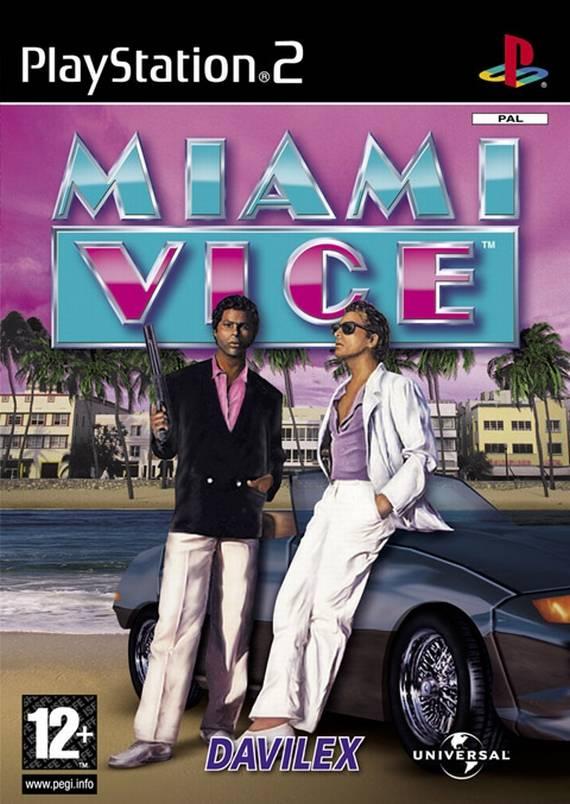 OMUK - Boxart: Miami Vice