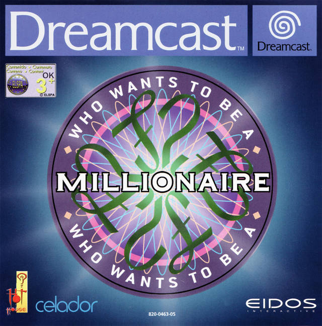 OMUK - Boxart: Who Wants To Be A Millionaire