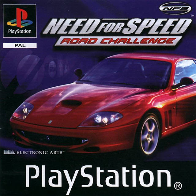 OMUK - Boxart: Need for Speed 3: Road Challenge