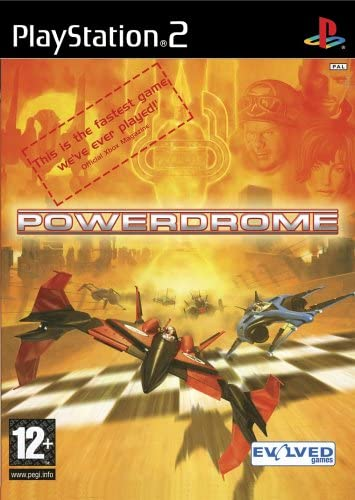 OMUK - Boxart: PowerDrome