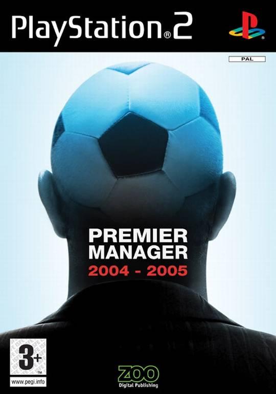 OMUK - Boxart: Premier Manager 2004-2005