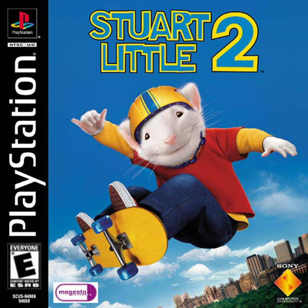 OMUK - Boxart: Stuart Little 2