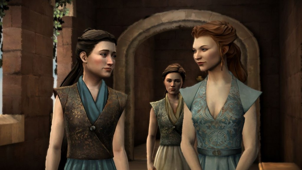 OMUK - Boxart: Game of Thrones: A Telltale Games Series