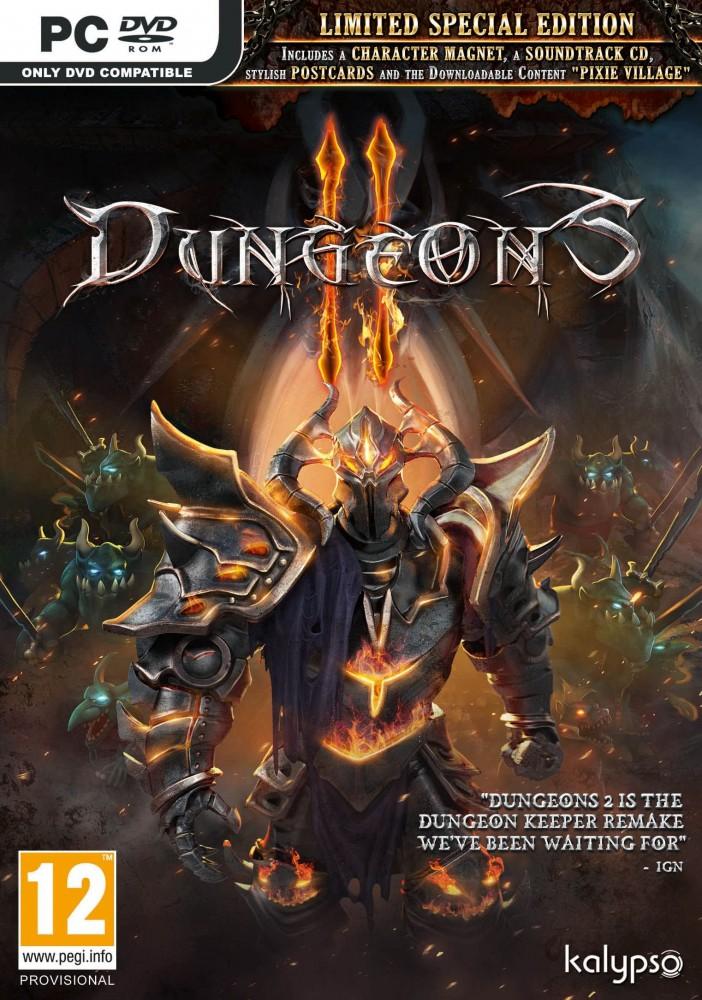 OMUK - Boxart: Dungeons 2