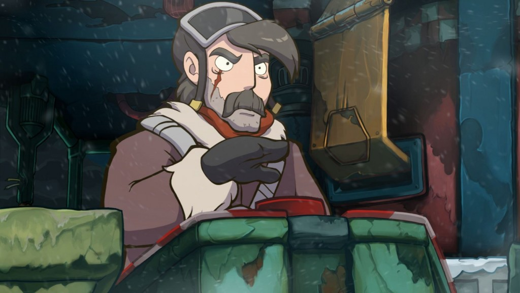 OMUK - Screenshot: Deponia Doomsday