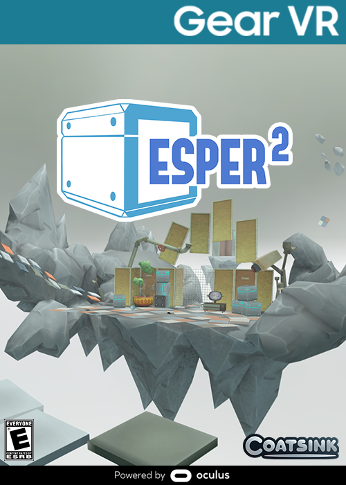OMUK - Boxart: Esper 2