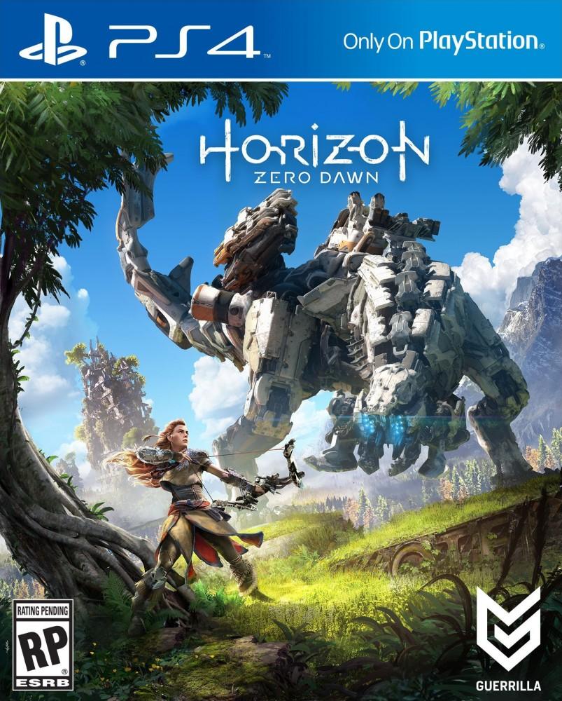 OMUK - Boxart: Horizon Zero Dawn