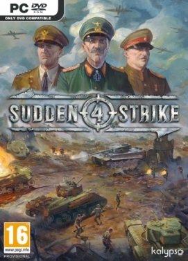 OMUK - Boxart: Sudden Strike 4