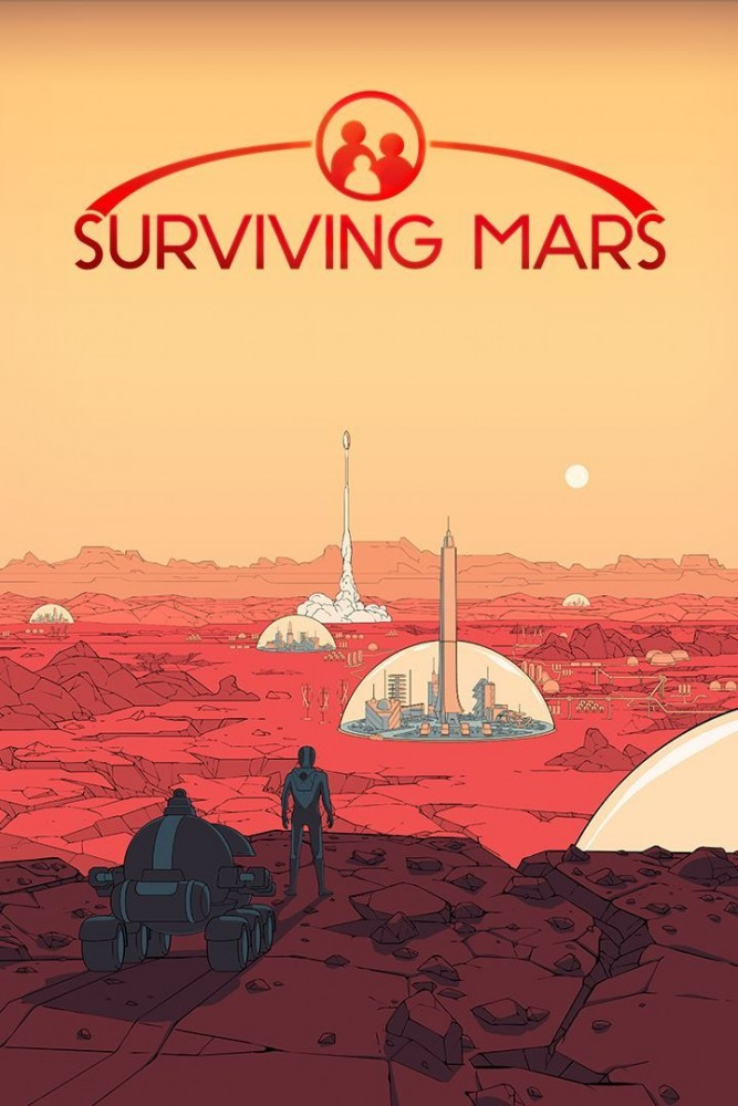 OMUK - Boxart: Surviving Mars